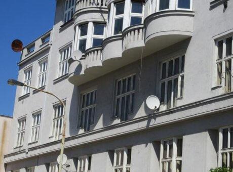 Infrapanely v pražském bytě