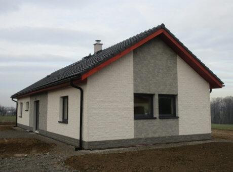 Infrapanely rodinný dům novostavba Frýdek-Místek