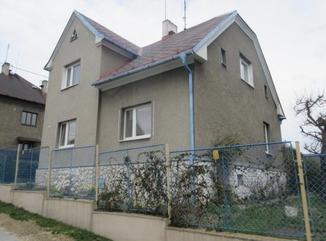 Infrapanely dvougenerační RD Ostrava Svinov