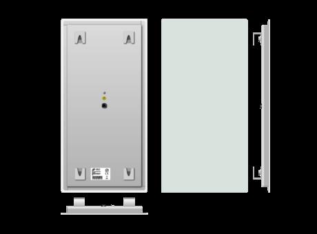 Infrapanel bezrámový - elegantní, 230W, 30 x 60cm