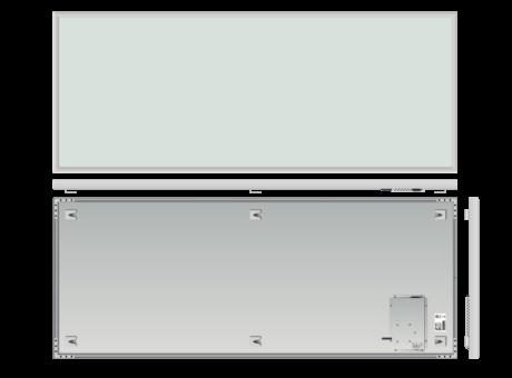 Infrapanel rámový, dálkově ovládaný termostatem, 1300W, 150 x 60cm