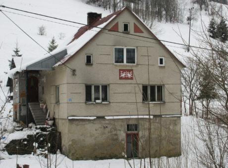 Infrapanely rodinný dům Horní Lomná