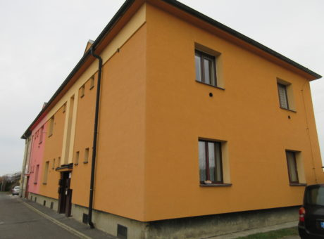 Infrapanely Lískovec