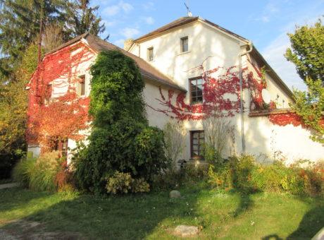 Infrapanely rodinný dům Brno