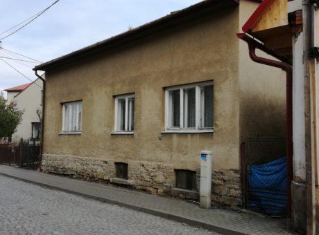 Infrapanely dům po částečné rekonstrukci Brušperk