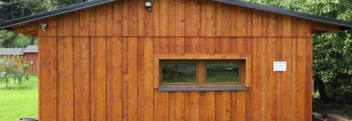 Kopřivnická dřevostavba s infrapanely