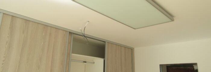 Komfortní vytápění infrapanely